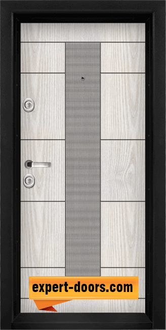 Блиндирана входна врата модел T 901 1