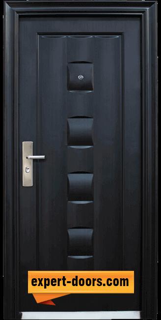 Блиндирана входна врата модел 137 P 1
