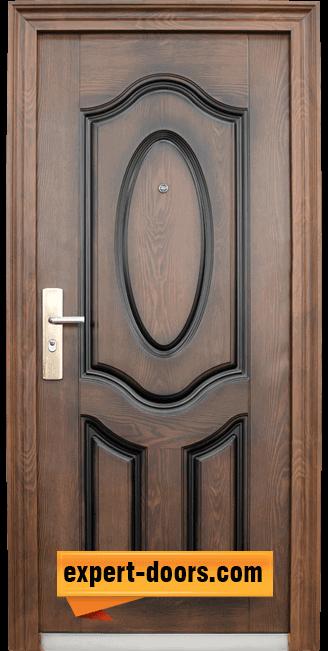 Блиндирана входна врата модел 141 5 Y 1