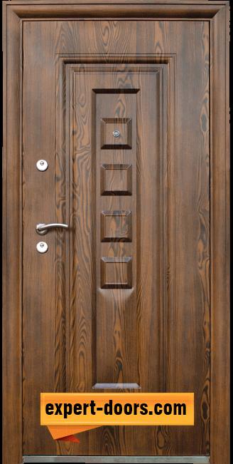 Блиндирана входна врата модел 802 7 1