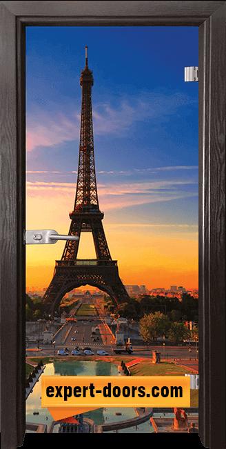 Стъклена интериорна врата Print G 13 12 X 1