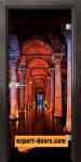 Стъклена интериорна врата Print G 13 13 Turkey X 1