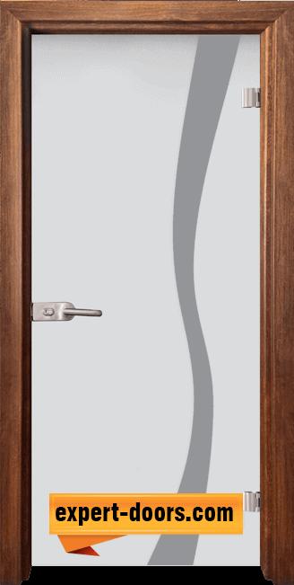 Стъклена интериорна врата Sand G 14 1 Z 1