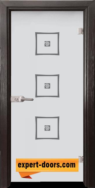 Стъклена интериорна врата Sand G 14 3 X 1