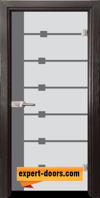 Стъклена интериорна врата Sand G 14 5 X 1