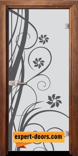 Стъклена интериорна врата Sand G 14 7 Z 1