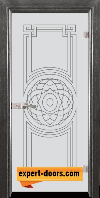 Стъклена интериорна врата Sand G 14 8 G 1