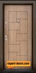 Блиндирана входна врата модел T 100 Antik 2