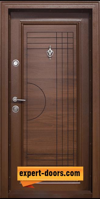 Блиндирана входна врата модел T 305 C 2