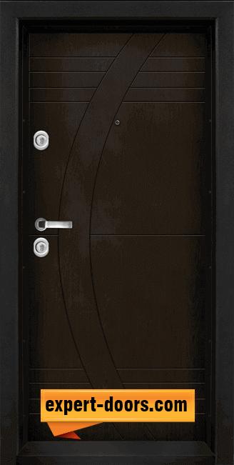 Блиндирана входна врата модел T 909