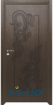 Интериорна врата Sil Lux 3006p K
